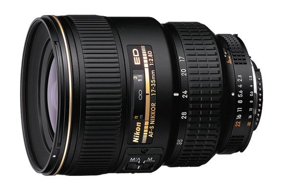 Nikon 17-35mm f/2.8D ED-IF AF-S Zoom Nikkor Lens price stands at $1,769 at Amazon