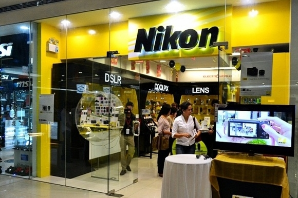 A new Nikon store has been opened in Indonesia's capital