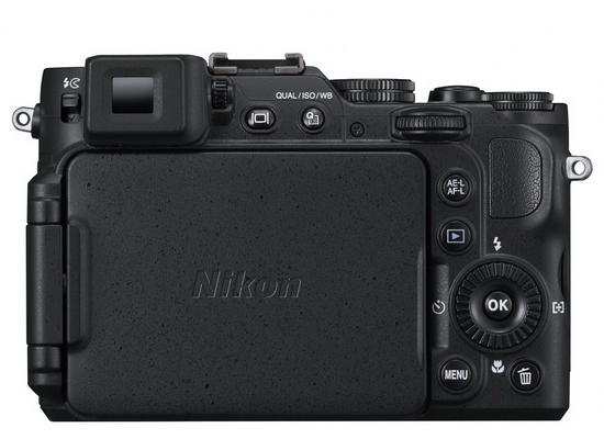 nikon-p7800-back Nikon P7800 compact camera and LD-1000 LED announced News and Reviews