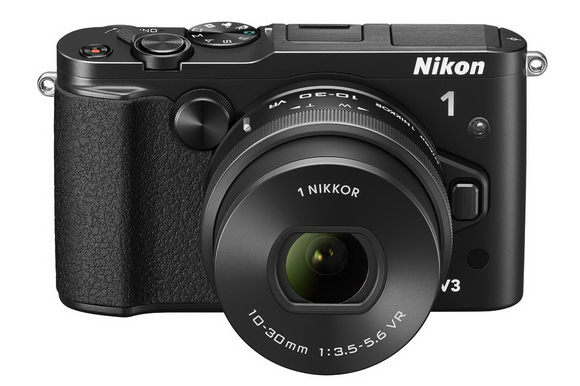 Nikon professional mirrorless camera