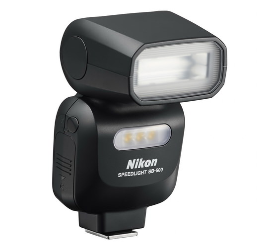 nikon-sb-500-speedlight Nikon SB-500 Speedlight flash revealed with built-in LED light News and Reviews