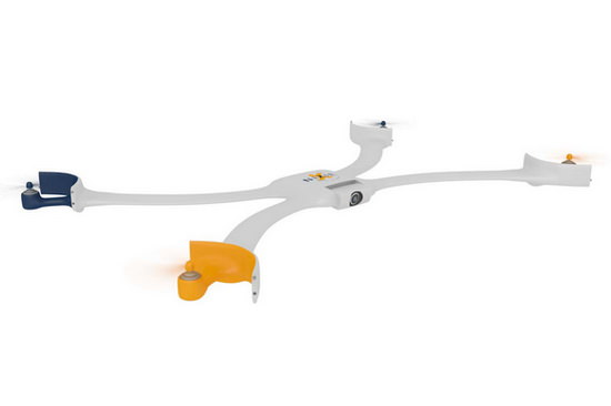 nixie Nixie is a wearable camera that turns into a quadcopter News and Reviews