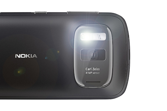 Nokia's next 41 megapixel camera phone might be an updated 808 PureView