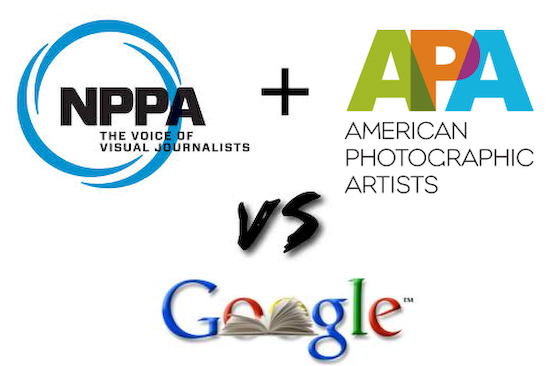 nppa-apa-google NPPA and APA join copyright lawsuit against Google Books News and Reviews