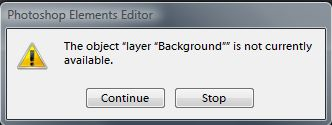 object-layer-background-not-available Photoshop Actions: 14 Reasons your Actions for Elements Might Not Work and How to Fix Them FAQs Guest Bloggers Photoshop Actions Photoshop Tips & Tutorials