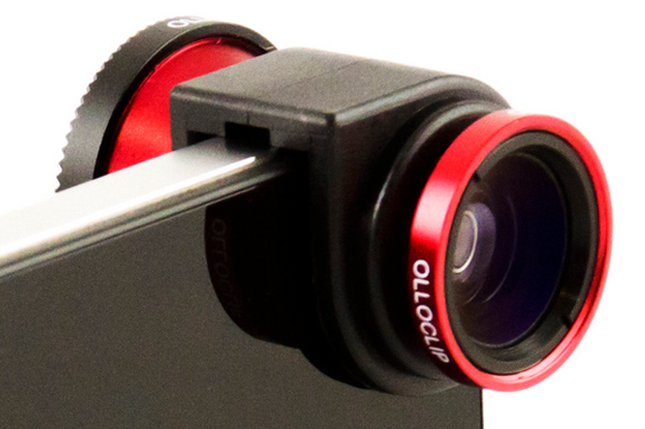 olloclip 's adapter of the 3-in-1 iPhone lens for iPod Touch fourth and fifth generation users now available