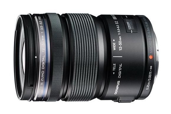 Olympus 12-50mm f/3.5-6.3