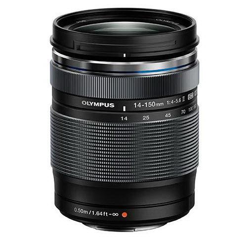olympus-14-150mm-f4-5.6-ii-black-leaked Olympus E-M5II price and launch date details leaked Rumors
