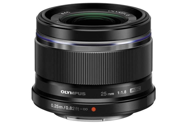 olympus 25mm f1.8 lens