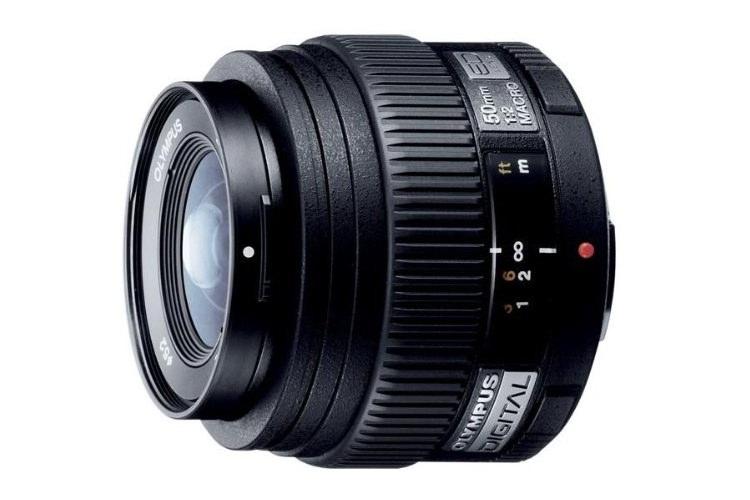 olympus 50mm f2 telephoto macro lens