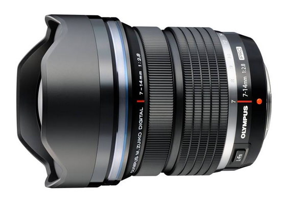 olympus-7-14mm-f2.8-pro Olympus 7-14mm f/2.8 PRO lens unveiled for Micro Four Thirds cameras News and Reviews