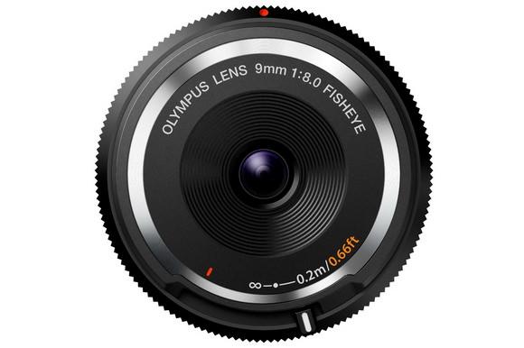 Olympus 9mm f/8 body-cap
