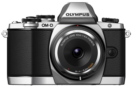 olympus-9mm-f8 Olympus E-M10 camera unveiled along with three new lenses News and Reviews