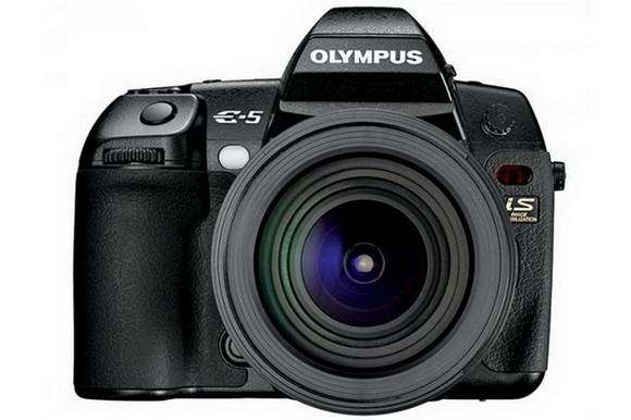 The Olympus E-5 may get a brother soon, after the company denied the claims that it is reducing DSLR investments.