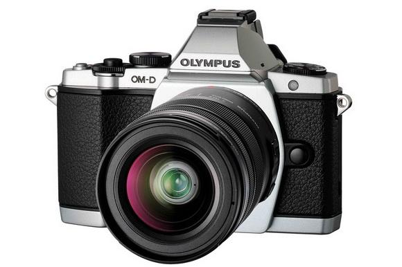 Olympus E-M1 announcement