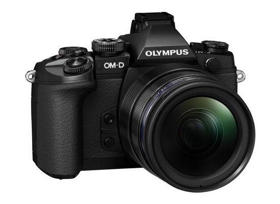 olympus-e-m1-camera High-end Olympus OM-D Micro Four Thirds camera coming soon Rumors