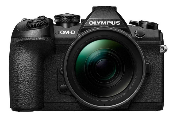 olympus-e-m1-mark-ii-front Olympus E-M1 Mark II unveiled with 4K and 50MP high-res mode Featured News and Reviews