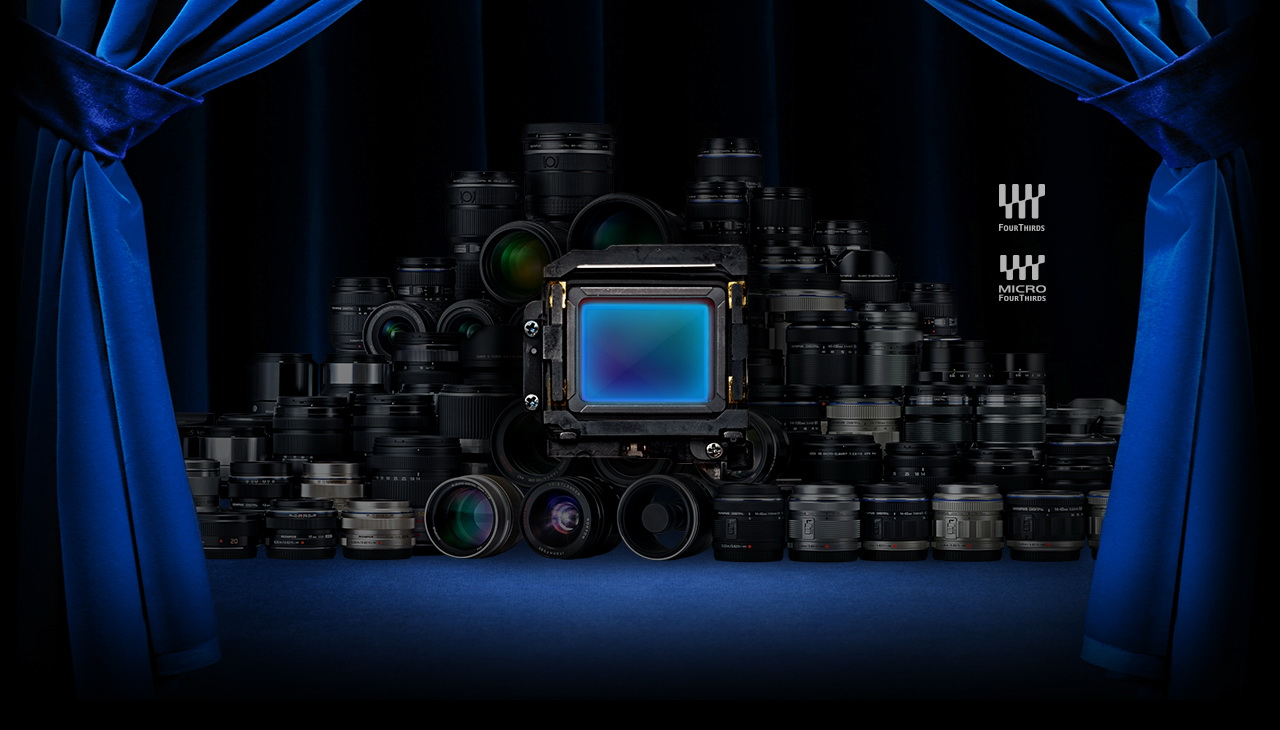 olympus-e-m1-teaser Olympus E-M1 teaser hints at Four Thirds support News and Reviews
