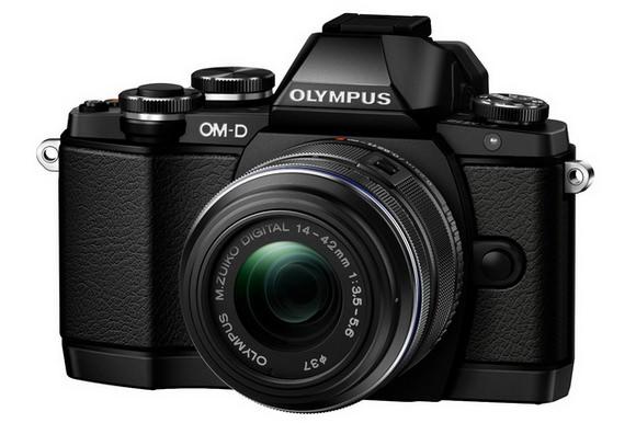 Olympus E-M10 firmware update 1.1