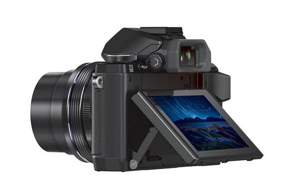 Olympus E-M10 leaked photo