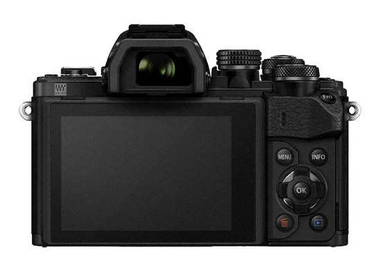 olympus-e-m10-mark-ii-back Olympus E-M10 Mark II mirrorless camera officially announced News and Reviews