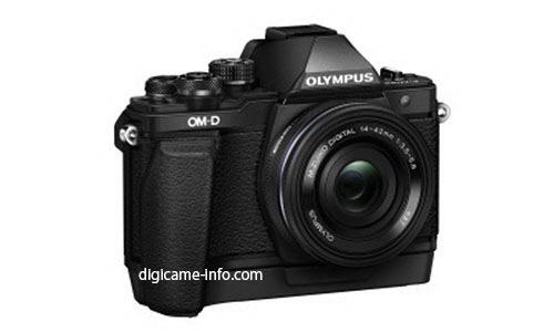 olympus-e-m10-mark-ii-black-grip-leaked New Olympus E-M10 Mark II images and photos leaked Rumors