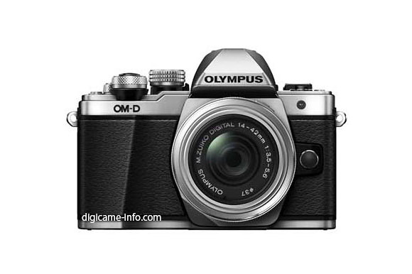Olympus E-M10 Mark II leaked