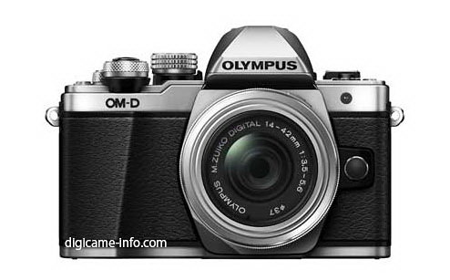olympus-e-m10-mark-ii-silver-front-leaked New Olympus E-M10 Mark II images and photos leaked Rumors