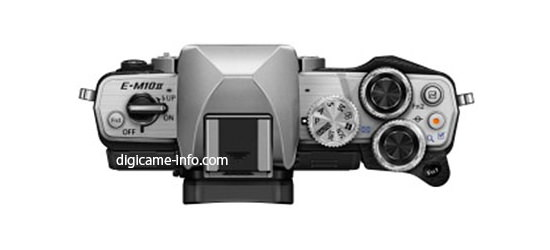 olympus-e-m10-mark-ii-top-leaked First Olympus E-M10 Mark II photos leaked Rumors