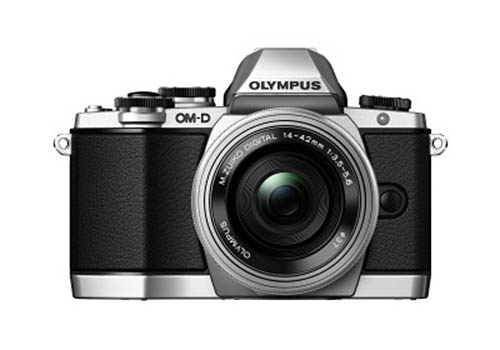 olympus-e-m10-silver-photo Olympus E-M10 price leaked alongside its first photos Rumors