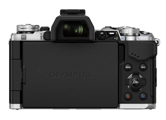 olympus-e-m5-mark-ii-back Olympus E-M5 Mark II unveiled with 40-megapixel photo mode News and Reviews