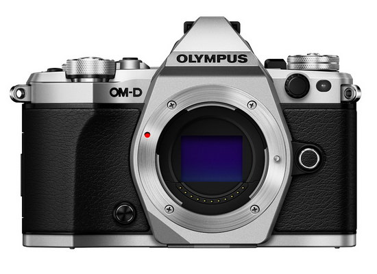olympus-e-m5-mark-ii-front Olympus E-M5 Mark II unveiled with 40-megapixel photo mode News and Reviews