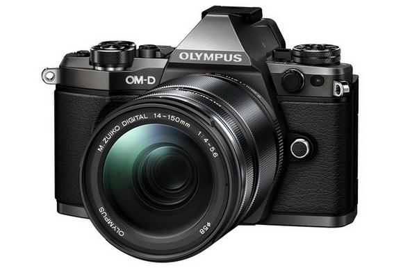Olympus E-M5 Mark II Titanium Edition