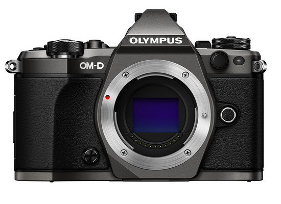 olympus-e-m5-mark-ii-titanium-limited-edition Olympus introduces Titanium E-M5 Mark II Limited Edition kit News and Reviews