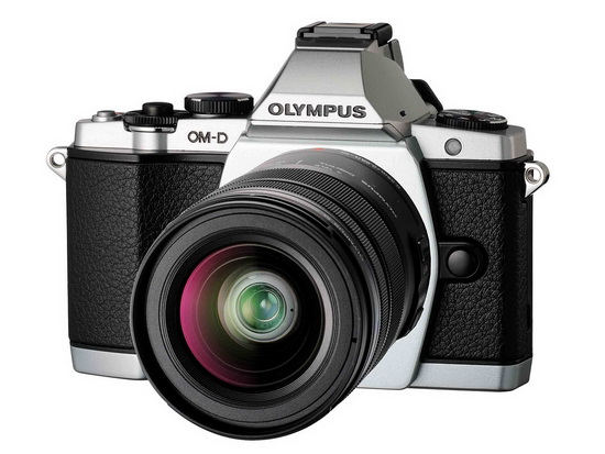 olympus-e-m5 Low-end OM-D camera is actually the Olympus E-M5 replacement Rumors