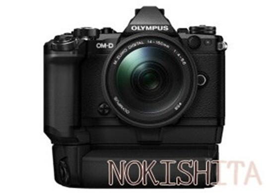 olympus-e-m5ii-and-14-150mm-lens More Olympus OM-D E-M5II images leaked Rumors