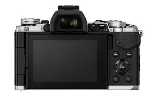 olympus-e-m5ii-back-photo First Olympus E-M5II photos leaked on the web Rumors