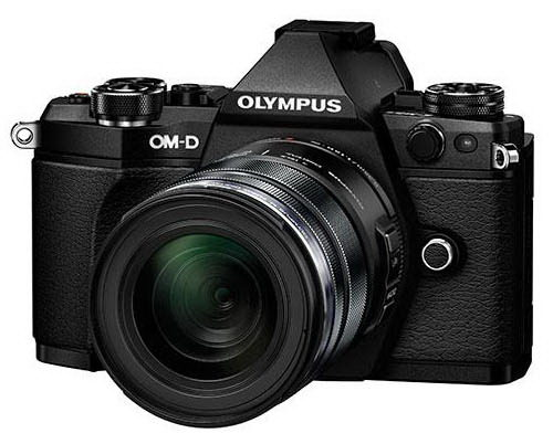 olympus-e-m5ii-black-leaked Olympus E-M5II price and launch date details leaked Rumors
