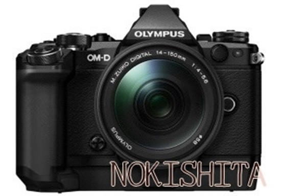 olympus-e-m5ii-leaked-photo Official Olympus E-M5II teaser video posted on YouTube Rumors