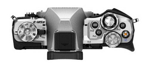 olympus-e-m5ii-top-photo First Olympus E-M5II photos leaked on the web Rumors