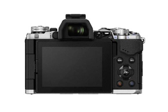 Olympus E-M5II viewfinder leaked