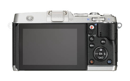 olympus-e-p5-rear-leaked More Olympus E-P5 photos leaked online Rumors