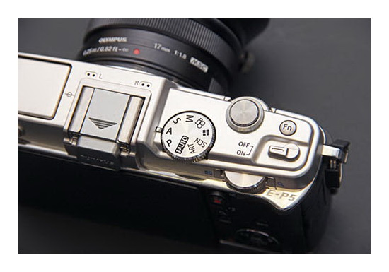 olympus-e-p5-top-controls-leaked More Olympus E-P5 photos leaked online Rumors