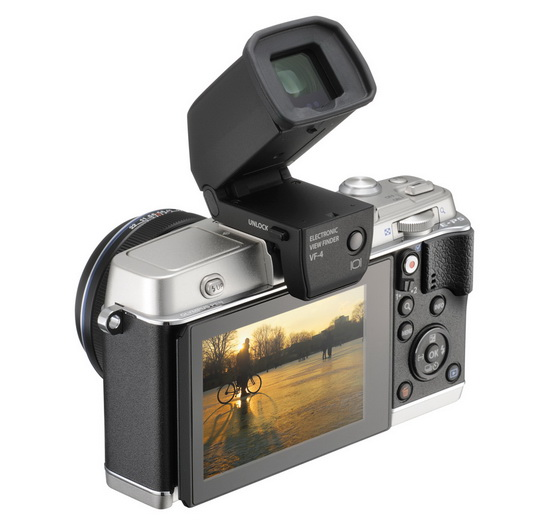 olympus-e-p5-vf-4-viewfinder Olympus E-P5 release date, price, and specs become official News and Reviews