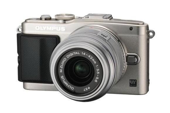 Olympus E-PL6 kit lens