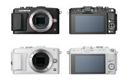 olympus-e-pl6-photos-leaked Full Olympus E-PL6 specs and photos leaked on the web Rumors