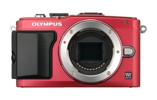 olympus-e-pl6-red Olympus PEN E-PL7 price leaked ahead of its imminent launch Rumors