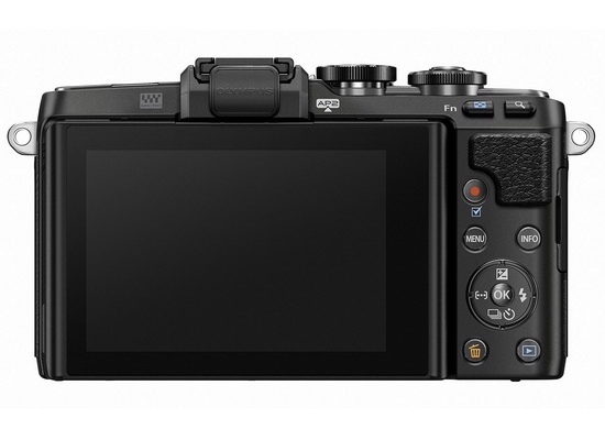 olympus-e-pl7-back Olympus PEN Lite E-PL7 camera launched with E-M10-like specs News and Reviews