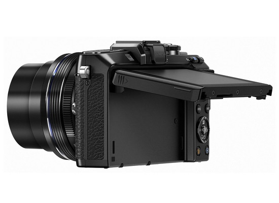 olympus-e-pl7-tilting-screen Olympus PEN Lite E-PL7 camera launched with E-M10-like specs News and Reviews