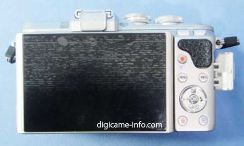 olympus-e-pl8-photos-leaked-back First Olympus E-PL8 photos leaked on the web Rumors